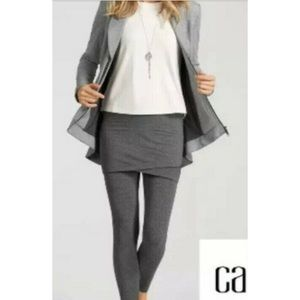 Cabi M'leggings in Gray Charcoal 3577 NWT Sz.Small